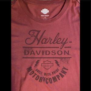 Harley-Davidson 3XL Long Sleeve T -Shirt Men's